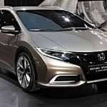2018 Honda Civic Tourer