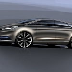 2018 Ford S MAX Concept