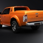 2018 Ford Ranger Max Concept