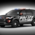 2018 Ford Police Interceptor Utility Vehicle
