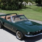 2018 Ford Mustang Shelby GT H Convertible