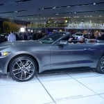 2018 Ford Mustang GT Convertible Concept