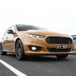 2018 Ford FG Falcon XR8