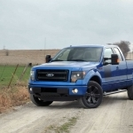 2018 Ford F 150 Tremor