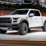 2018 Ford F 150 SVT Raptor SuperCrew