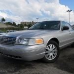 2018 Ford Crown Victoria LX