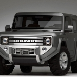 2018 Ford Bronco Concept