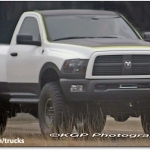 2018 Dodge Power Wagon Concept