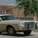 2018 Dodge Coronet Police Vehicle