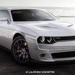 2018 Dodge Charger Scat Package