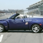 2018 Chevrolet SSR Indy 500 Pace Vehicle