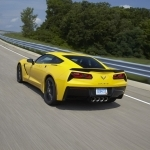 2018 Chevrolet Corvette Stingray EU Version