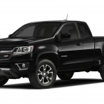 2018 Chevrolet Colorado Regular Cab