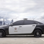 2018 Chevrolet Caprice Police Patrol Vehicle