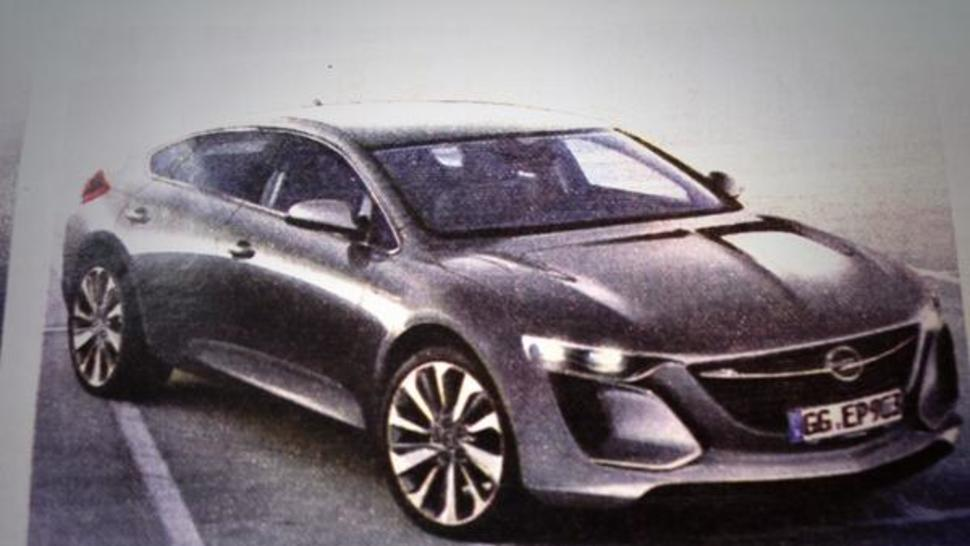 2018 Buick Regal Abboud GS is going to get quite a few visual updates ...