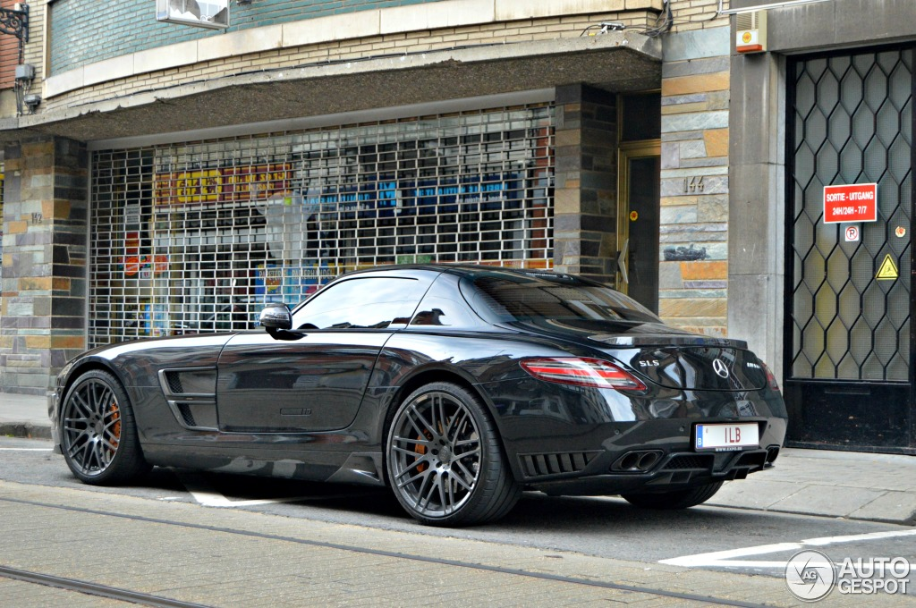 2018 Brabus Mercedes Benz Sls Amg Car Photos Catalog 2018