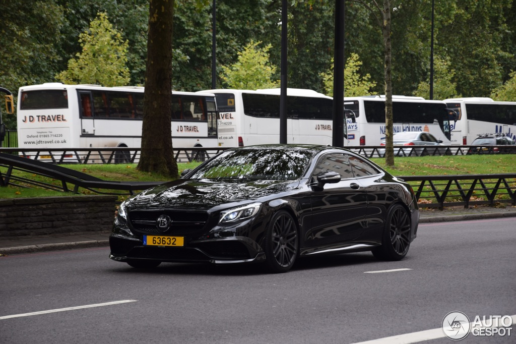 2018 Brabus 850 6 0 Biturbo Coupe Photo 1