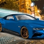 2018 BMW Z4 M Coupe