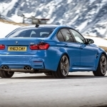 2018 BMW M3 Coupe UK Version