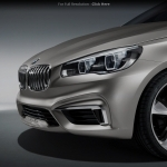 2018 BMW Active Tourer Concept