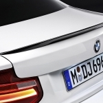 2018 BMW 2 Series Coupe with M Performance Parts