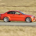2018 BMW 1 Series M Coupe UK Version