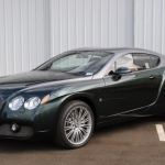 2018 Bentley GTZ Zagato Concept