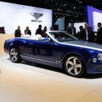 2018 Bentley Grand Convertible Concept