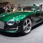 2018 Bentley Continental T