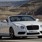 2018 Bentley Continental GTC V8