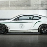 2018 Bentley Continental GT3 Racecar