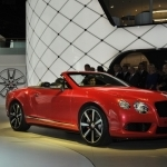 2018 Bentley Continental GT V8 S