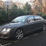 2018 Bentley Continental Flying Spur Speed