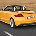 2018 Audi TTS Coupe competition