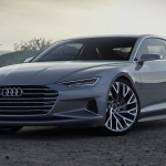 2018 Audi Prologue Avant Concept