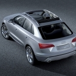2018 Audi Cross Coupe quattro Concept