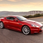 2018 Aston Martin DBS Infa Red