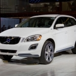 2019 Volvo XC60 Plug in Hybrid Concept