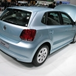 2019 Volkswagen Polo BlueMotion Concept