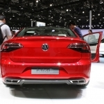 2019 Volkswagen New Midsize Coupe Concept