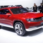 2019 Volkswagen Cross Coupe TDI Concept