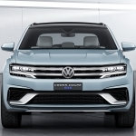 2019 Volkswagen Cross Coupe Concept