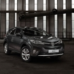 2019 Toyota RAV4 EU Version