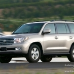 2019 Toyota Land Cruiser 5d