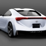2019 Toyota FTX Concept