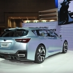 2019 Subaru Advanced Tourer Concept