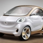 2019 Smart forvision Concept