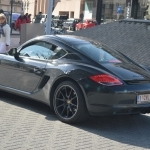 2019 Porsche Cayman S Black Edition