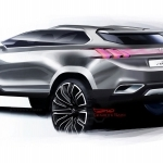 2019 Peugeot Urban Crossover Concept