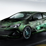2019 Opel Astra OPC Extreme
